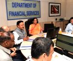 Nirmala Sitharaman chairs meeting with Heads of Public/Private Sector Banks