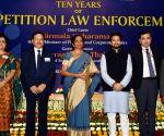 Ten Years of Competition Law Enforcement - Nirmala Sitharaman