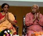 Nirmala Sitharaman, Mohan Bhagwat unveil report on Status of Women in India