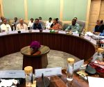 Nirmala Sitharaman holds meeting with the heads of CPSUs