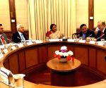 Nirmala Sitharaman chairs Financial Stability and Development Council meeting