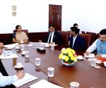 Nirmala Sitharaman chairs meeting on simplification of GST forms and returns