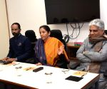 Nirmala Sitharaman chairs pre-budget meeting at BJP Headquarters