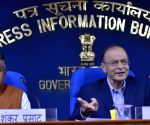 Arun Jaitley, Ravi Shankar Prasad's press conference