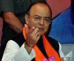Jaitley repeats 'clown prince' jibe at Rahul