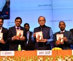 "Jaitley at release of book ""Mann ki Baat - A Social Revolution on Radio"""
