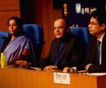 Jaitley, Sitharaman  press conference