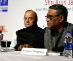 """India@70 Modi @3.5"""" - book launch - Arun Jaitley"""