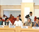 Jaitley chairs 17th GST Council Meeting
