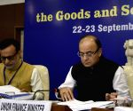 GST Council's meeting - Arun Jaitley