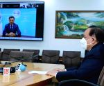 Harsh Vardhan virtually addresses SCO Young Scientist Conclave