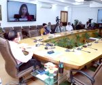 Harsh Vardhan holds meeting with States & UTs for Consultation on Science, Technology and Innovation Policy
