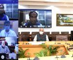 Harsh Vardhan inaugurates Phytorid Technology Sewage Treatment Plant