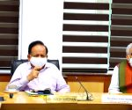 Harsh Vardhan chairs virtual meeting on World Population Day