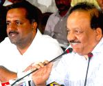 Harsh Vardhan's Press Conference