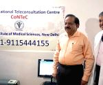 Harsh Vardhan launches COVID-19 National Teleconsultation Centre