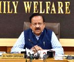 Indian healthcare sector to hit $275 bn mark by 2030: Harsh Vardhan