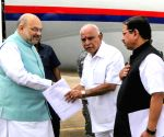 Yediyurappa awaits Shah's nod to expand cabinet