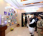 Amit Shah visits CRPF Headquarters