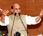Sacrifice of CRPF troopers will not go in vain: Rajnath