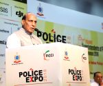 Rajnath Singh at 2nd Conference of Young Superintendents of Police