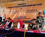 Rajnath Singh inaugurates CIBMS project on Indo-Bangladesh border in Assam