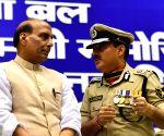 14th BSF Investiture Ceremony - Rajnath Singh