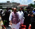 Rajnath, Nitish, Raghubar at Eastern Zonal Council meeting