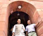 Parliament - Rajnath Singh