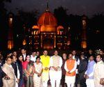 "Waste to Wonder"" Park inauguration - Rajnath Singh"