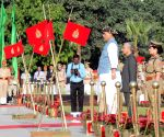 Rajnath Singh honours martyrs on Police Commemoration Day