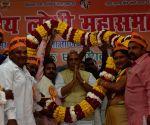 Rajnath Singh during a programme
