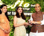 Young Women Achievers Awards - Rajnath Singh,  Aditi Rao Hydari