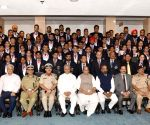 Felicitation programme organised for medal winners of 17th World Police and Fire Games, 2017