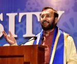 31st Convocation of Goa University - Prakash Javadekar