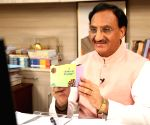 Ramesh Pokhriyal 'Nishank' launches COROSURE