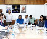 Ravi Shankar Prasad meets CEOs of Telecom companies