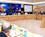 Ravi Shankar Prasad holds round table discussions with CEOs of Electronics Industry