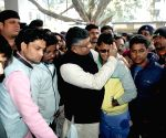 Ravi Shankar Prasad visits Patna Medical College and Hospital
