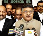 Ravishankar Prasad at Patna High Court