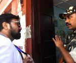 Babul Supriyo's car vandalised in Bengal's Asansol
