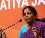 Nirmala Sitharaman press conference