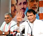 Suresh Prabhu's press conference