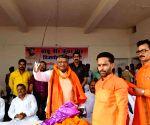 2019 Lok Sabha elections - Ravi Shankar Prasad during poll campaign