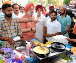 Morning walk campaign - Hardeep Singh Puri
