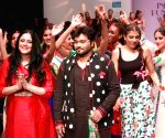 India Runway Week -  Babul Supriyo, Agnimitra Paul
