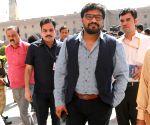 Babul Supriyo, Mukesh Bhatt meet Rajnath Singh