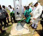 Cyclone Fani - Dharmendra Pradhan reviews restoration work