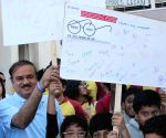 Ananth Kumar participates in Clean India Campaign