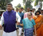 Bihar assembly polls - Phase -3 - Ravi Shankar Prasad